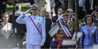 Spanien: König Juan Carlos nimmt Abschied vom Militär