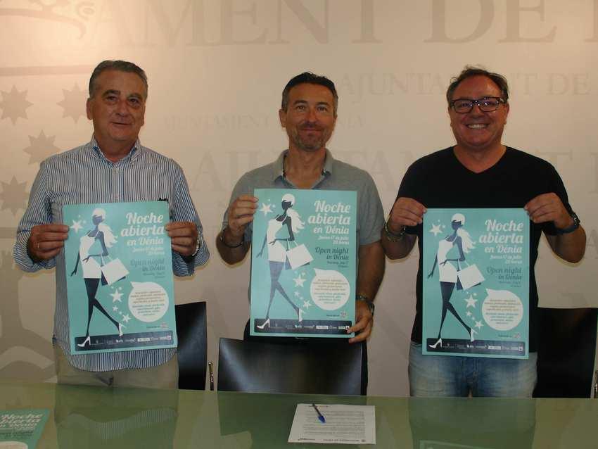 Spanien / Costa Blanca:  Einkaufen bis Mitternacht