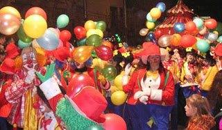 Spanien / Costa Blanca:  Karneval in Pego 2015