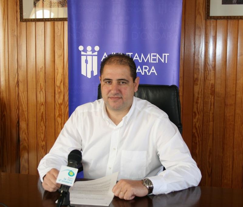 Spanien / Costa Blanca: Ondaras Bürgermeister will nicht mehr