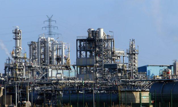 Industrieproduktion geht erneut deutlich zurück