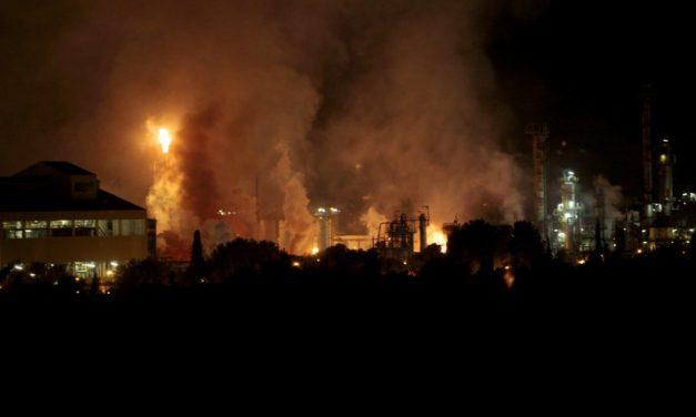Tote und Verletzte bei Explosion in Chemiepark in Spanien