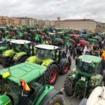 """Spaniens Bauern kämpfen für """"gerechte Preise"""""""