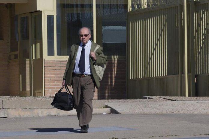 Ex-Minister Rato darf Gefängnis vorzeitig verlassen
