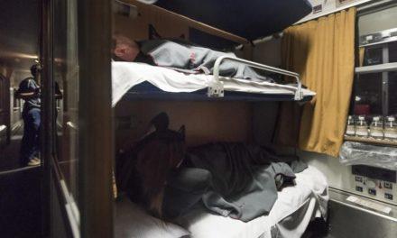 Traum vom Nachtzug nach Spanien
