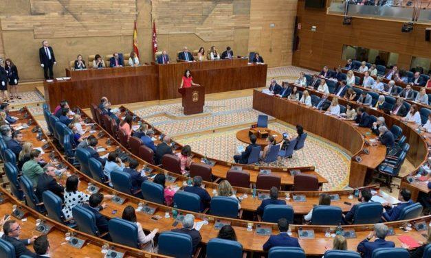 Díaz Ayuso ruft Neuwahlen für Region Madrid für 4. Mai aus