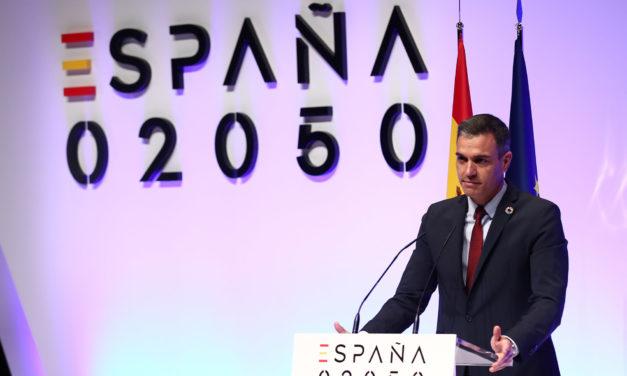 Regierung präsentiert Zukunftsprojekt 'España 2050'